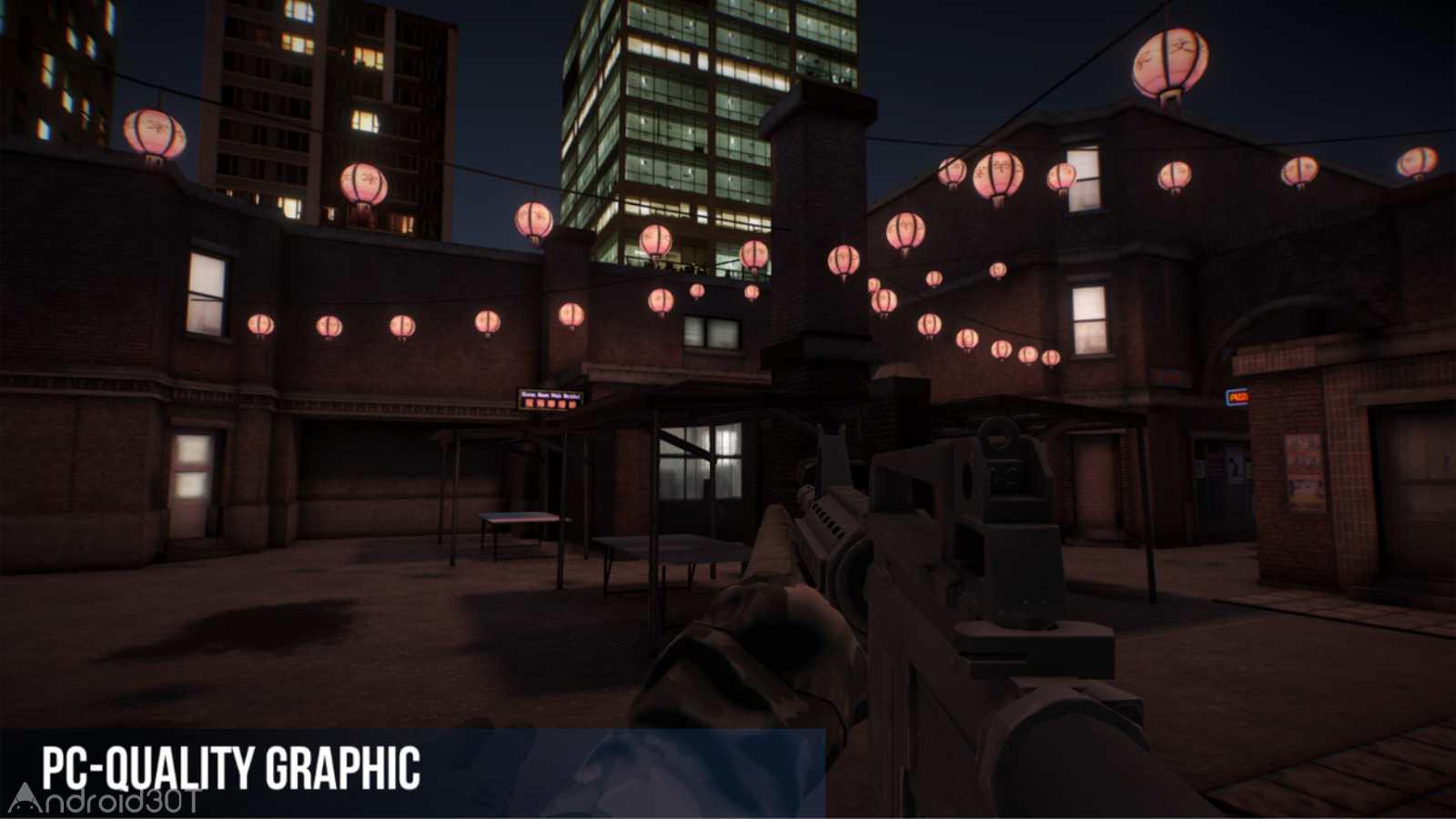 دانلود BattleCore v0.85 – بازی اکشن و تیراندازی اندروید