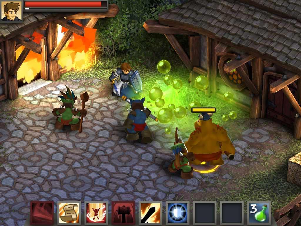 دانلود Battleheart Legacy 1.5.2 – بازی نقش آفرینی میراث جنگی اندروید
