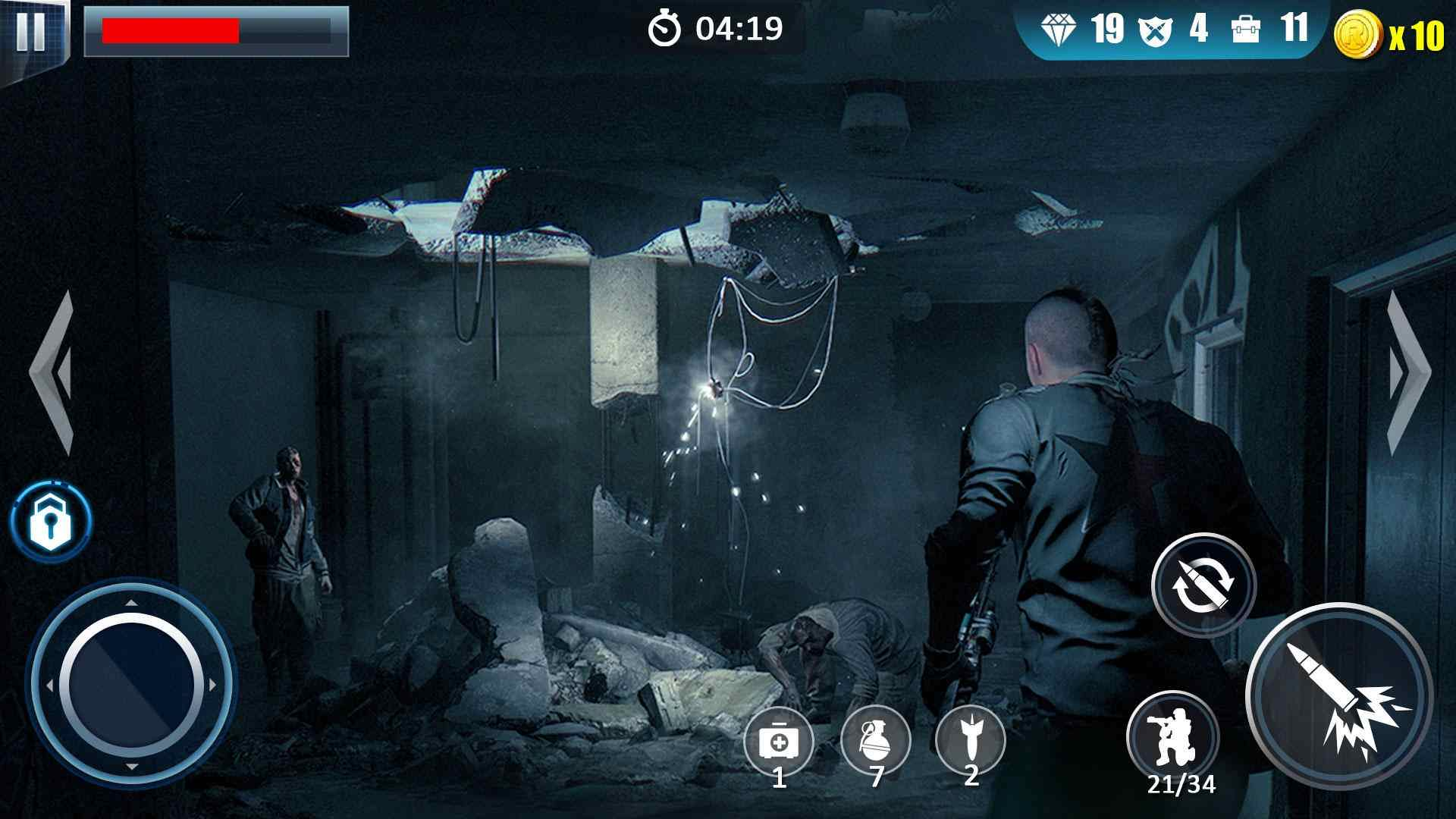 دانلود Battlelands Survival 1.1.1 – بازی بقا در برابر زامبی برای اندروید