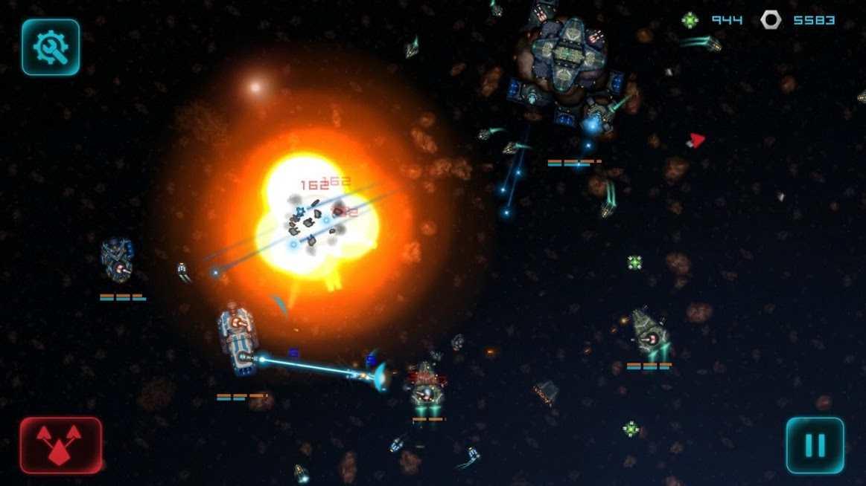 دانلود Battlestation Harbinger 2.0.3 – بازی استراتژیکی جنگ ستارگان اندروید