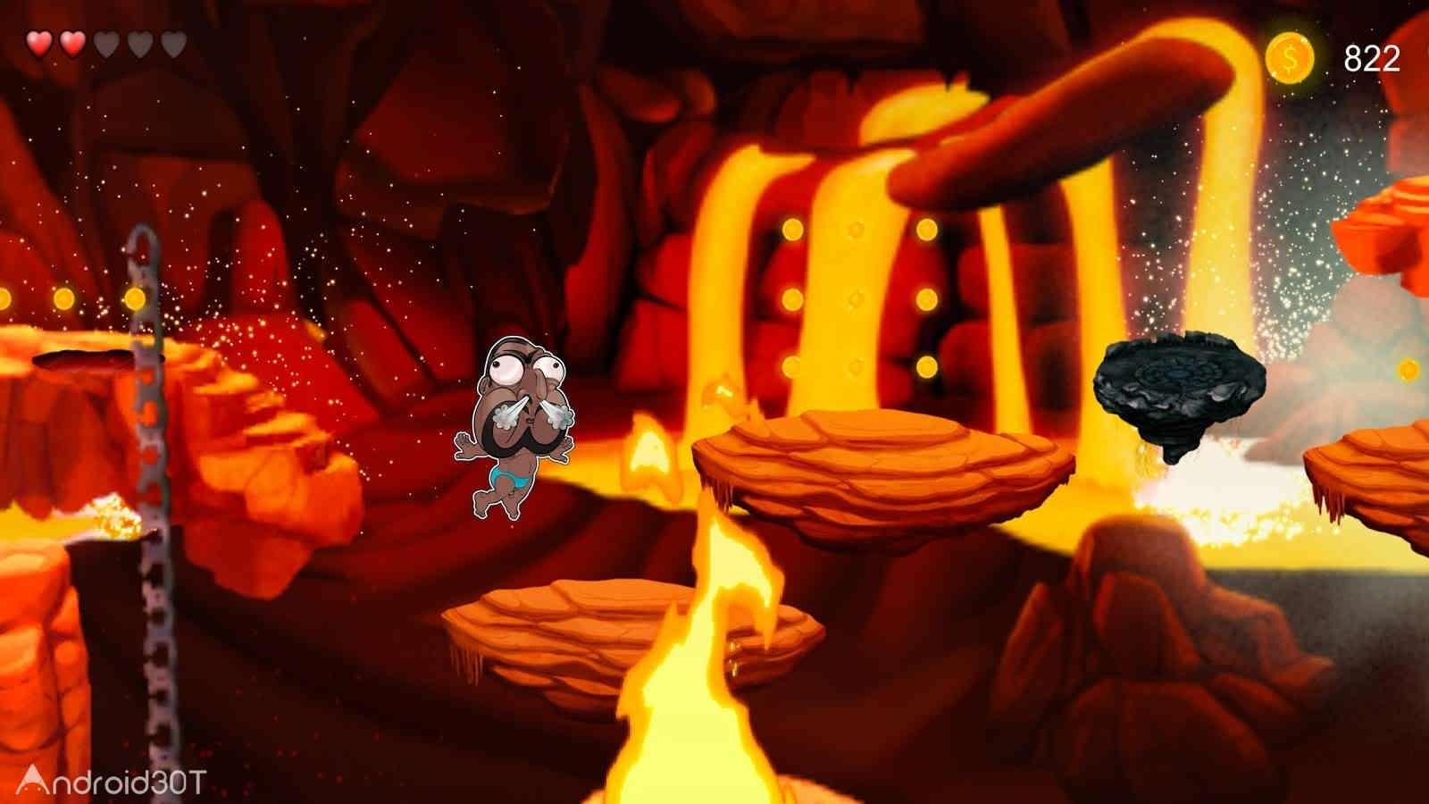 دانلود Beetlejuice – Bad as Can v5 – بازی ماجراجویی مشابه سوپر ماریو اندروید