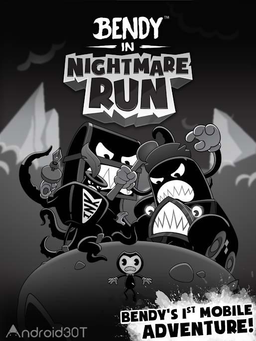 دانلود 1.4.3632 Bendy in Nightmare Run – بازی آرکید جذاب برای اندروید