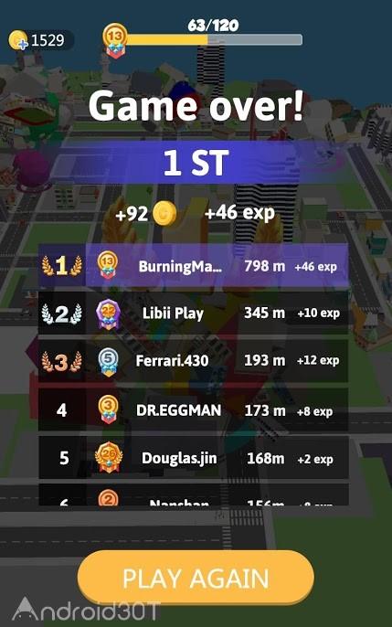 دانلود Big Big Baller 1.3.7 – بازی جالب سنگ نابودگر اندروید