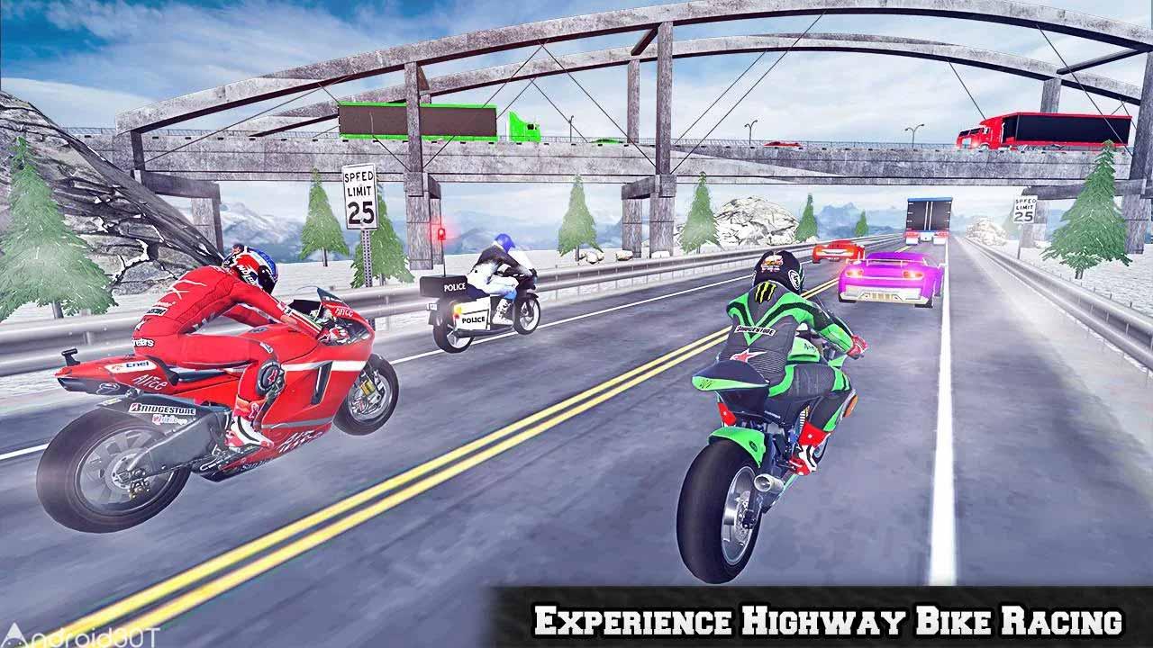 دانلود Bike Racing crazy Rider 2018 1.0 – بازی جدید موتور سواری ۲۰۱۸ اندروید