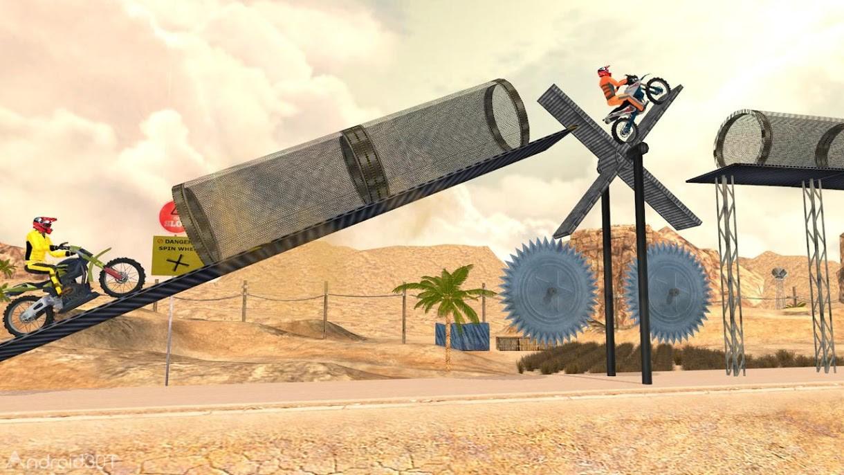 دانلود 1.2 Bike Stunts – Extreme – بازی جذاب موتورسواری اندروید
