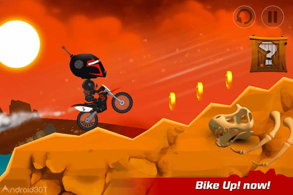 دانلود Bike Up 1.0.108 – بازی موتورسواری مهیج اندروید