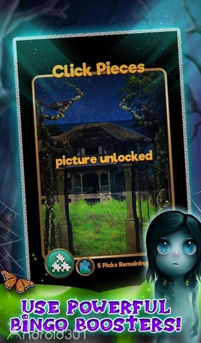 دانلود Bingo Monster Mania – Spooky Adventures 1.42 – بازی ماجراجویی هیولا ها اندروید