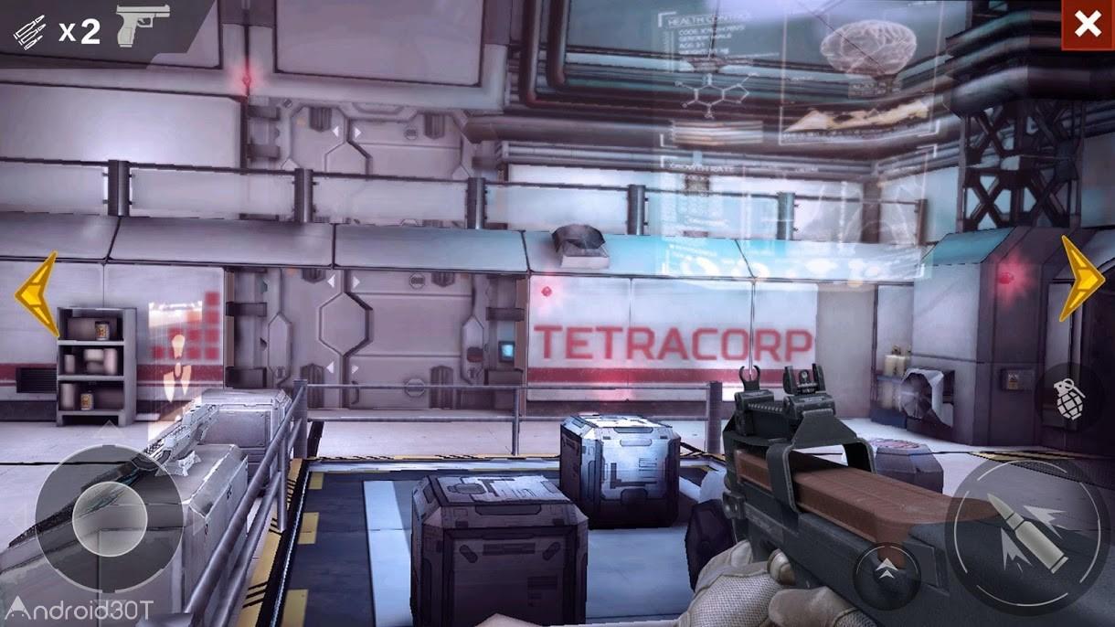 دانلود Black Battlefield Ops: Gunship Sniper 1.1.3 – بازی اکشن تیراندازی اندروید