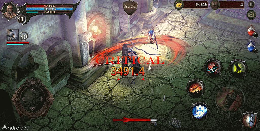 دانلود BloodWarrior 1.7.0 – بازی اکشن جنگجوی خونین اندروید