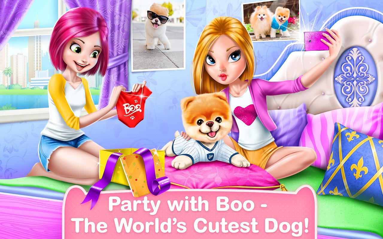 دانلود Boo – The Worlds Cutest Dog 1.7.0 – بازی دخترانه نگهداری از بو اندروید