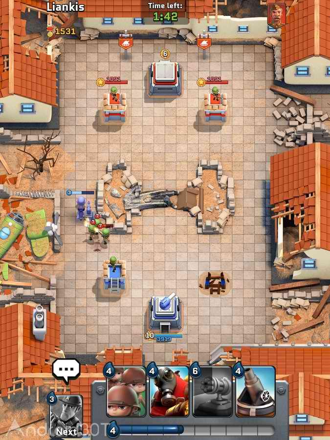 دانلود War Heroes: Fun Action for Free 3.1.0 – بازی استراتژیک و آنلاین توسعه قدرت اندروید
