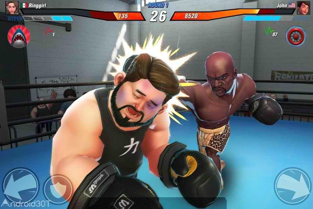 دانلود Boxing Star 2.7.2 – بازی ورزشی ستاره بوکس اندروید