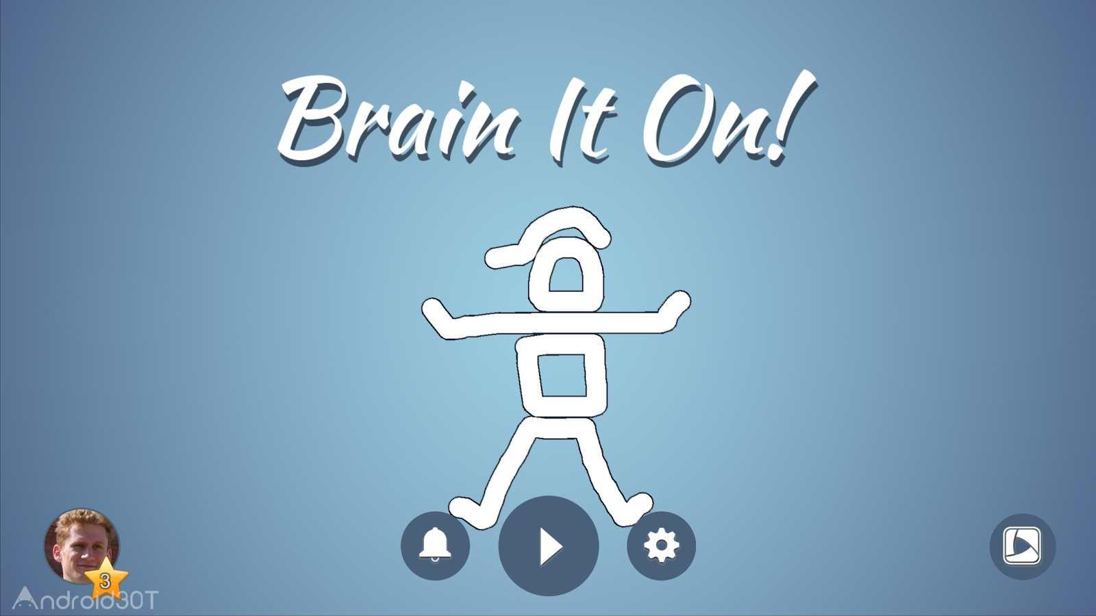 دانلود Brain It On! – Physics Puzzles 1.6.139 – بازی چالش انگیز و فکری اندروید