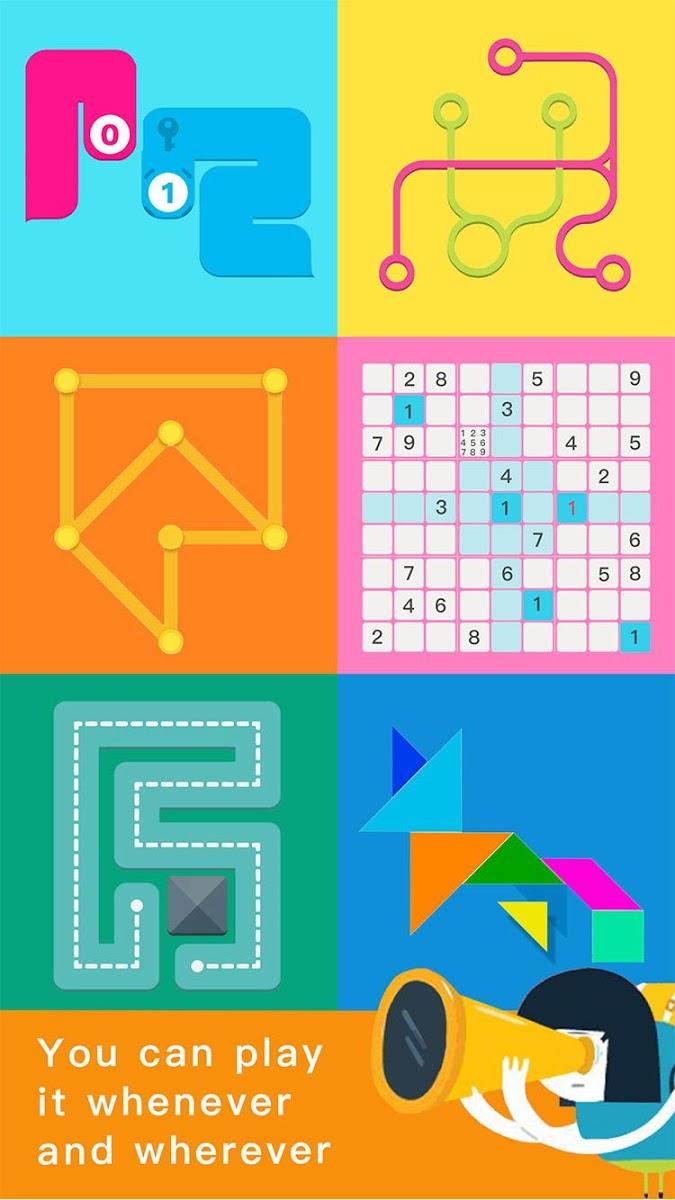 دانلود Brainzzz 3.1.9 – بازی پازلی فکری برای تقویت هوش اندروید