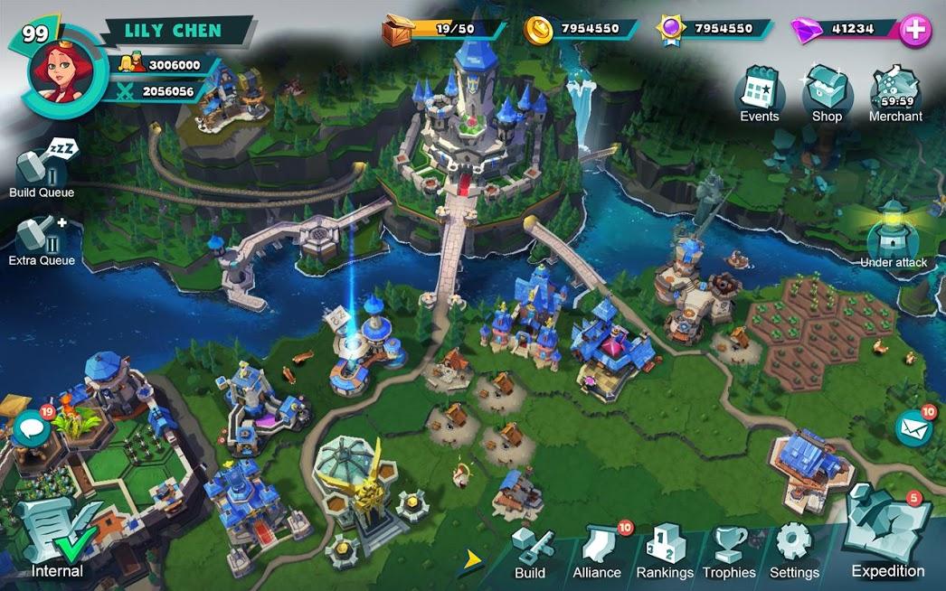 دانلود Brave Conquest 1.4.1 – بازی استراتژیک پیروزی شجاعانه اندروید