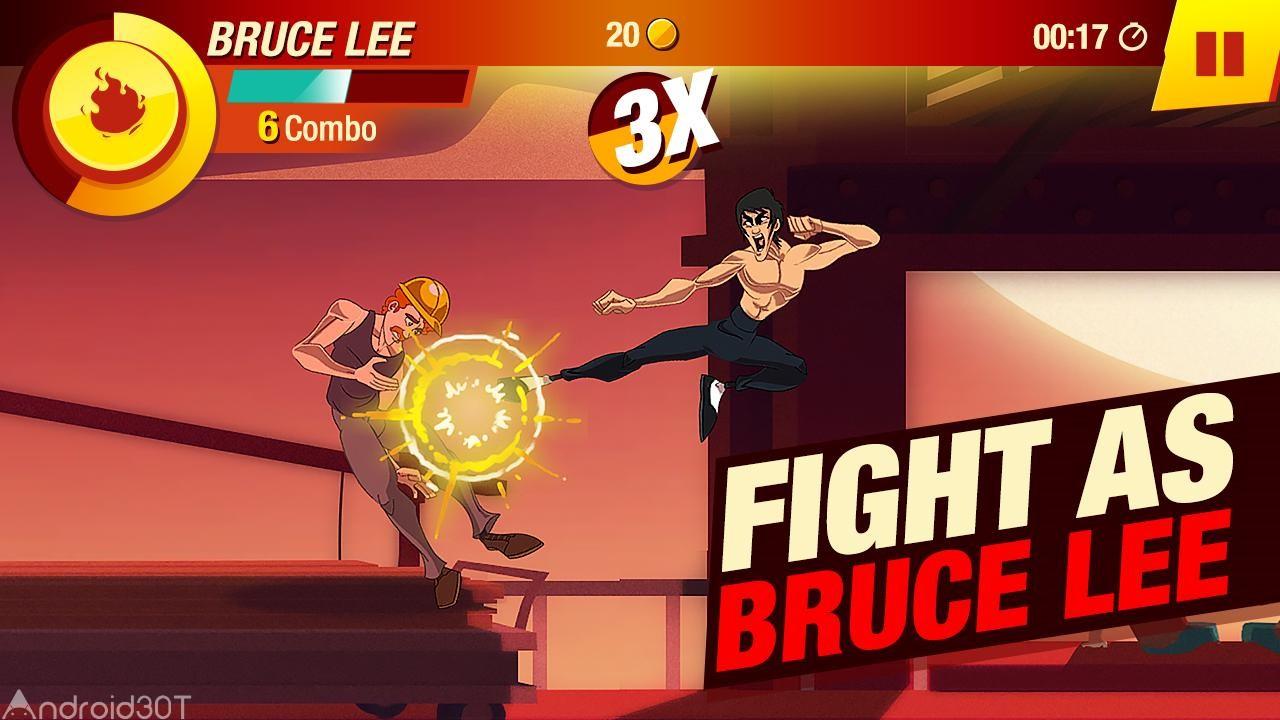 دانلود Bruce Lee: Enter The Game 1.5.0.6875 – بازی رقابتی بروسلی اندروید