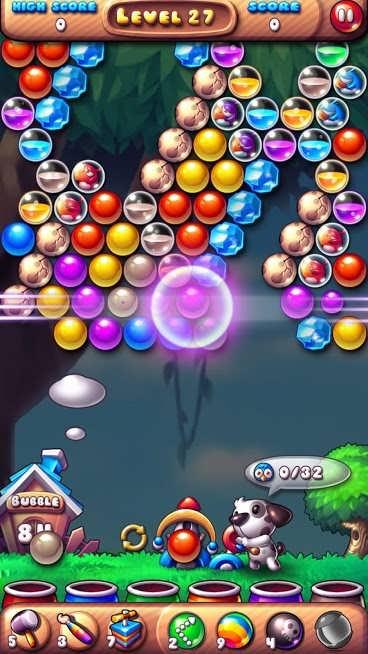 دانلود Bubble Bird Rescue 2.1.8 – بازی نجات پرنده های داخل حباب اندروید