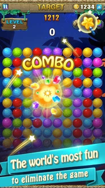 دانلود Bubble Breaker 6.4 – بازی تفننی حباب شکن اندروید