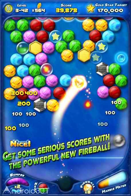 دانلود Bubble Shooter 1.053 – بازی پازلی حباب های همرنگ اندروید