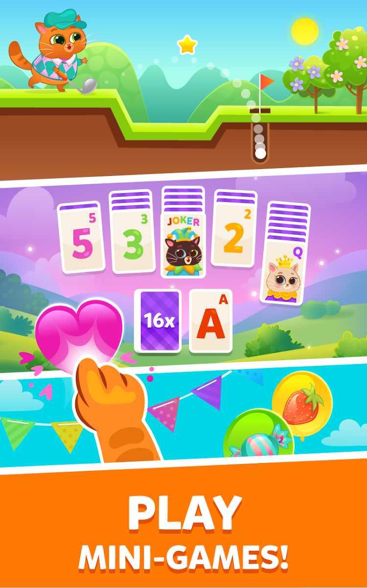 دانلود Bubbu – My Virtual Pet 1.72 – بازی بوبو حیوان خانگی مجازی اندروید