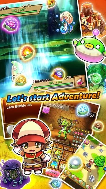 دانلود Bulu Monster 7.5.1 – بازی نقش آفرینی نبرد هیولا اندروید