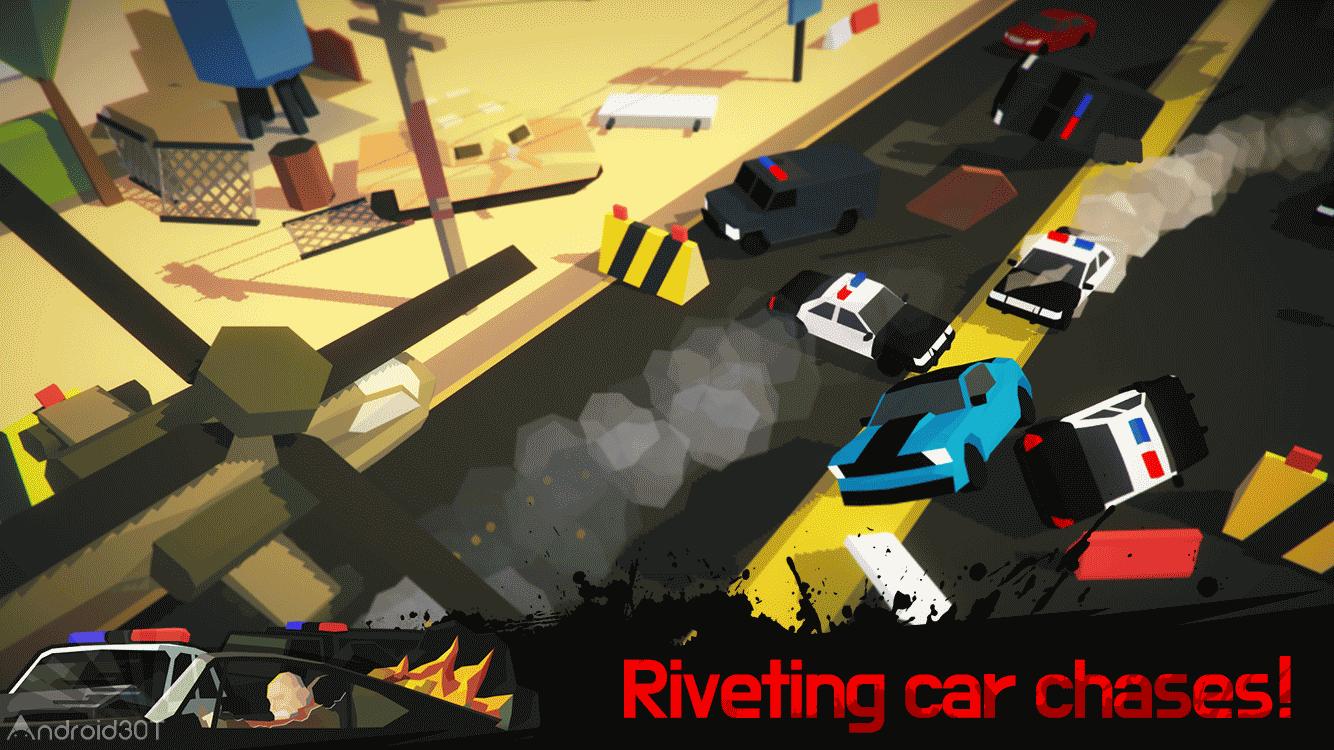 1.1.5 Burnout City – بازی مهیج درفت ماشین اندروید