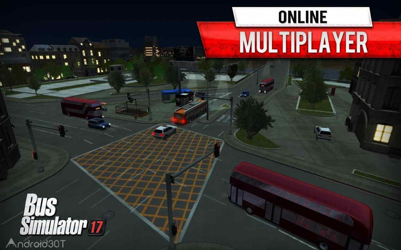 دانلود Bus Simulator 17 v2.0.0 – بازی جدید شبیه سازی اتوبوس اندروید