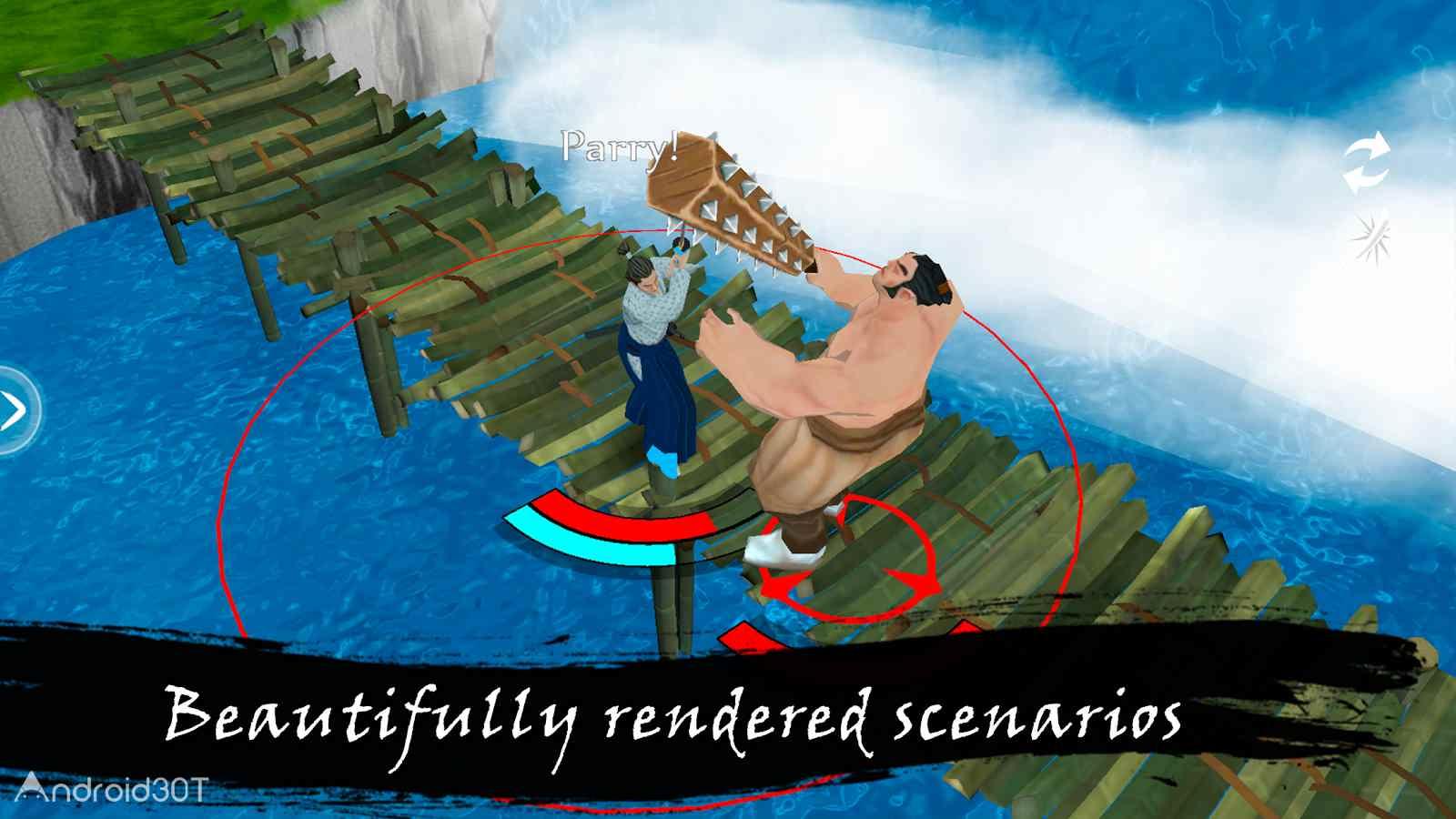 دانلود Bushido Saga 2.0.2 – بازی اکشن حماسه بوشیدو اندروید
