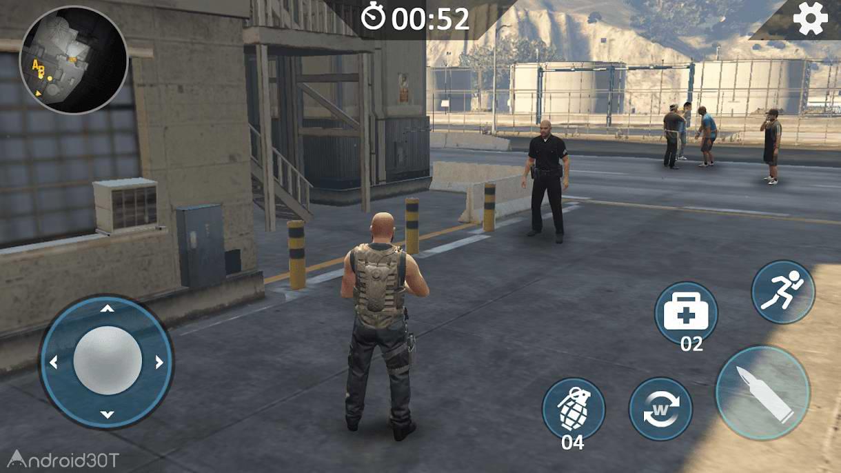 دانلود Can You Escape- Jail Break 1.1.0 – بازی جالب فرار از زندان اندروید