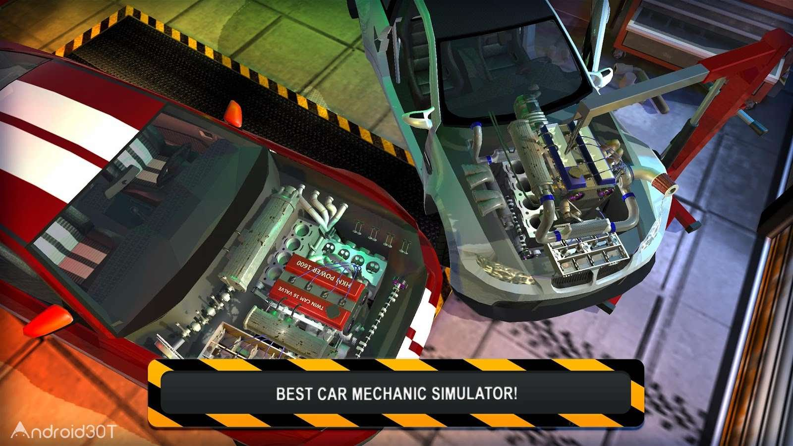 دانلود Car Mechanic Job: Simulator 1.3.44 – بازی شبیه سازی مکانیک ماشین اندروید