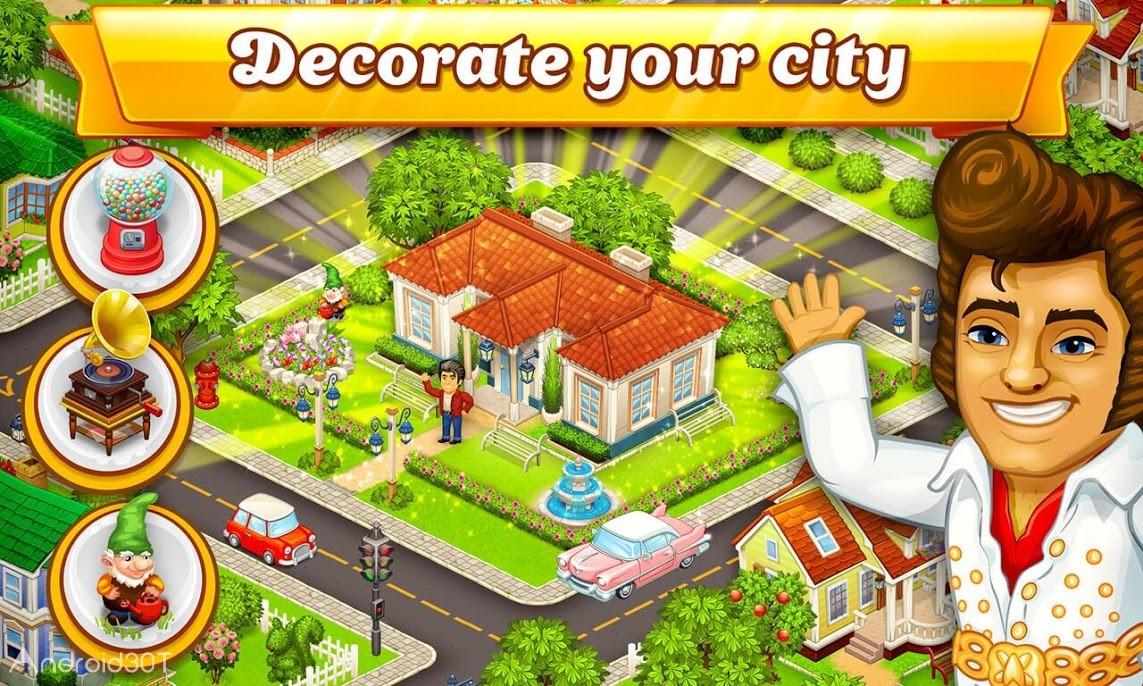 دانلود Cartoon City: farm to village 1.65 – بازی شهر کارتونی اندروید