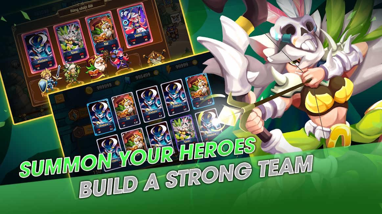 دانلود Castle Defender: Hero Shooter 1.8.4 – بازی مدافعان قلعه اندروید