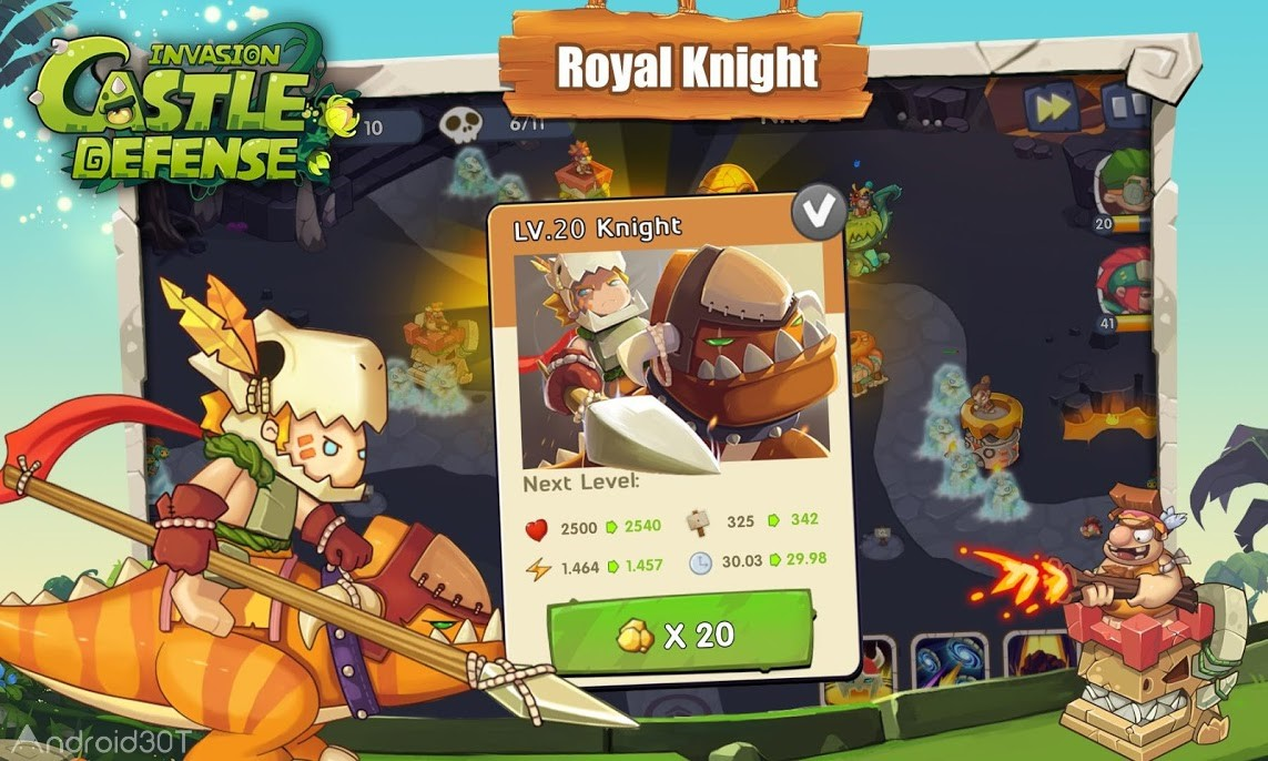 Castle Defense : Invasion