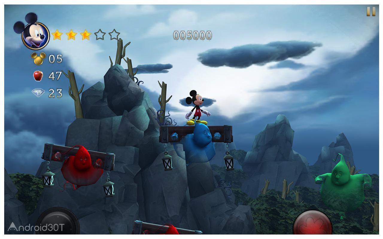 دانلود Castle of Illusion 1.4.2 – بازی جذاب قلعه خیالی اندروید
