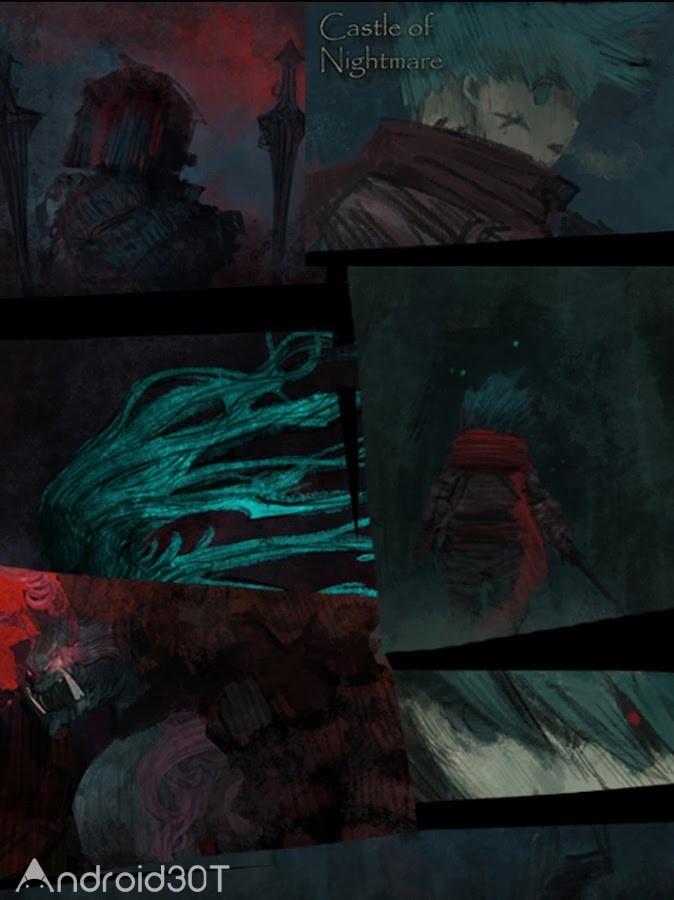 دانلود Castle of Nightmare Gold 1.1.0 – بازی نقش آفرینی قلعه کابوس اندروید