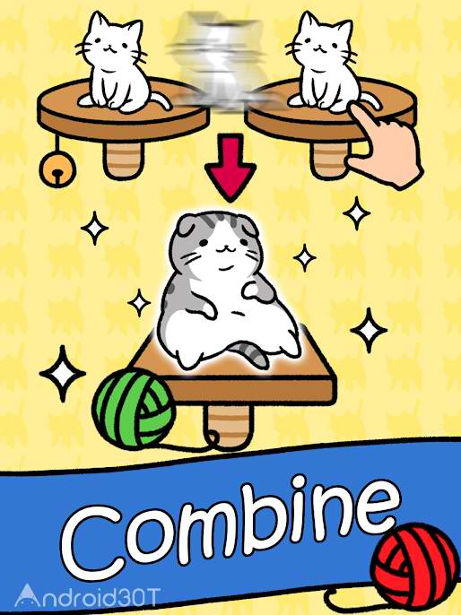 دانلود 1.0.2 cat cando – بازی مراقبت از بچه گربه اندروید