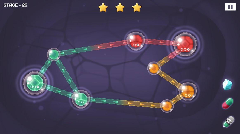 دانلود Cell Expansion Wars 1.0.45 – بازی استراتژیکی جنگ سلول ها اندروید