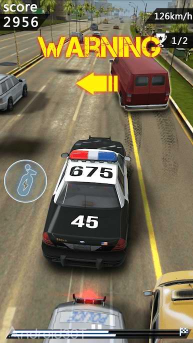 دانلود Chasing Car Speed Drifting 1.1.0 – بازی مسابقه ای اندروید