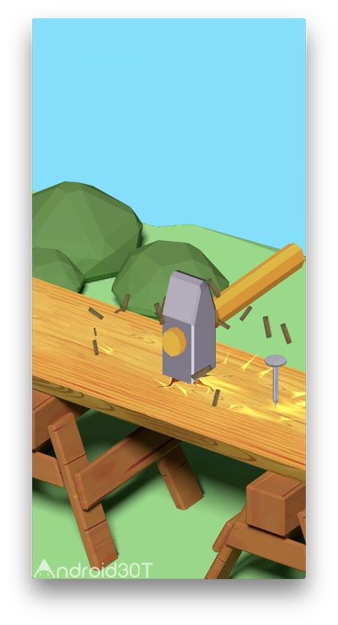 دانلود Chop It 1.0.3 – بازی آرکید طراحی قطعات اندروید