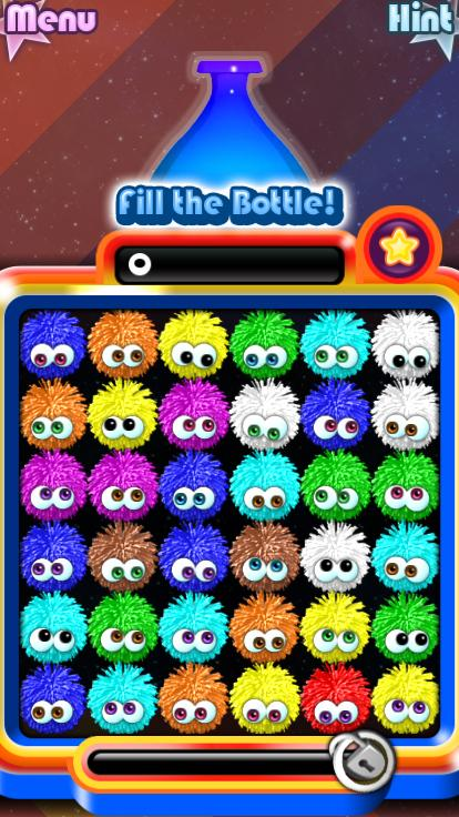 دانلود Chuzzle 2 v2.0.1s – بازی تطبیقی رنگارنگ اندروید