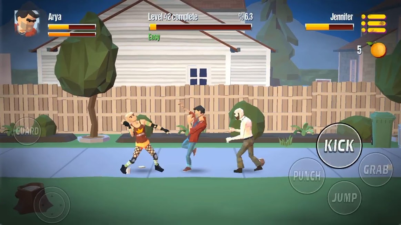 دانلود City Fighter vs Street Gang 2.0.9 – بازی اکشن مبارزهای خیابانی اندروید