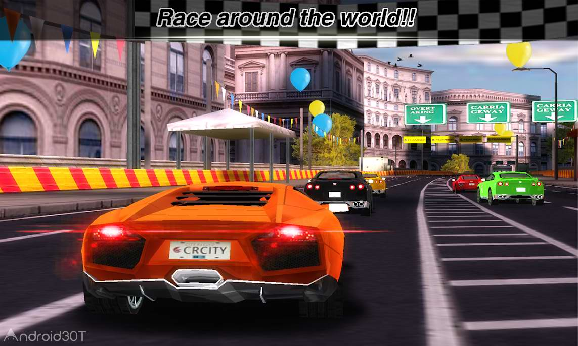 دانلود City Racing 3D 5.8.5017 – بازی مسابقات اتومبیل رانی در شهر اندروید
