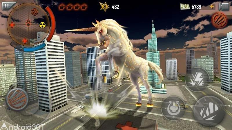 دانلود City Smasher 1.7 – بازی جذاب خرابکاری در شهر اندروید