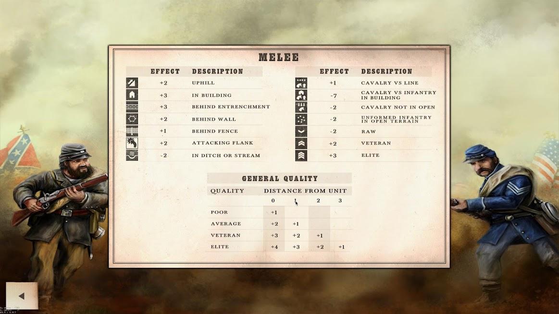 دانلود Civil War: Gettysburg 2.4.0- بازی استراتژیک جنگ داخلی اندروید