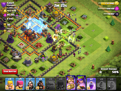 Clash of Clans 13.576.7 – آخرین آپدیت کلش آف کلنز اندروید + مهر ماه ۹۹