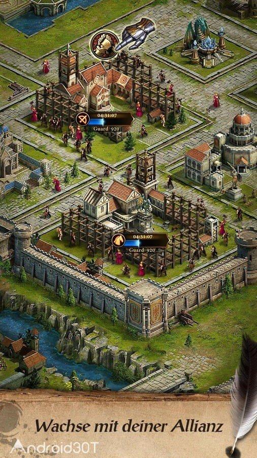 دانلود Clash of Queens:Dragons Rise 2.8.1 – بازی نبرد ملکه ها اندروید