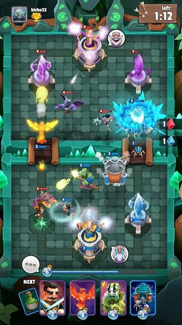 دانلود Clash of Wizards – Battle Royale v0.17.4 – بازی نبرد جادوگران اندروید