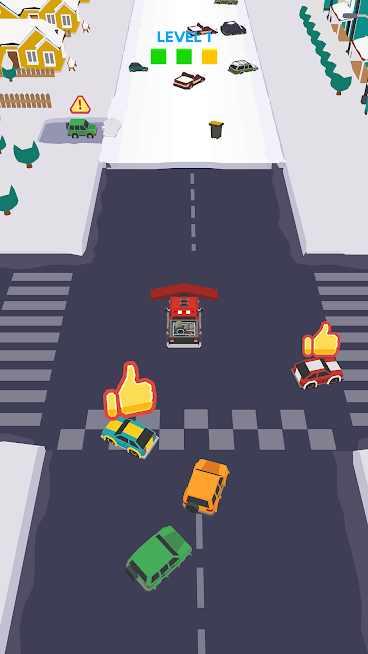 دانلود Clean Road 1.6.27 – بازی ماشین برف روب اندروید