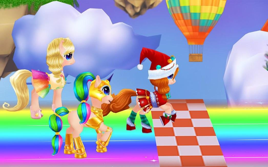 دانلود Coco Pony – My Dream Pet 1.0.7 – بازی کودکانه مراقبت از پونی اندروید