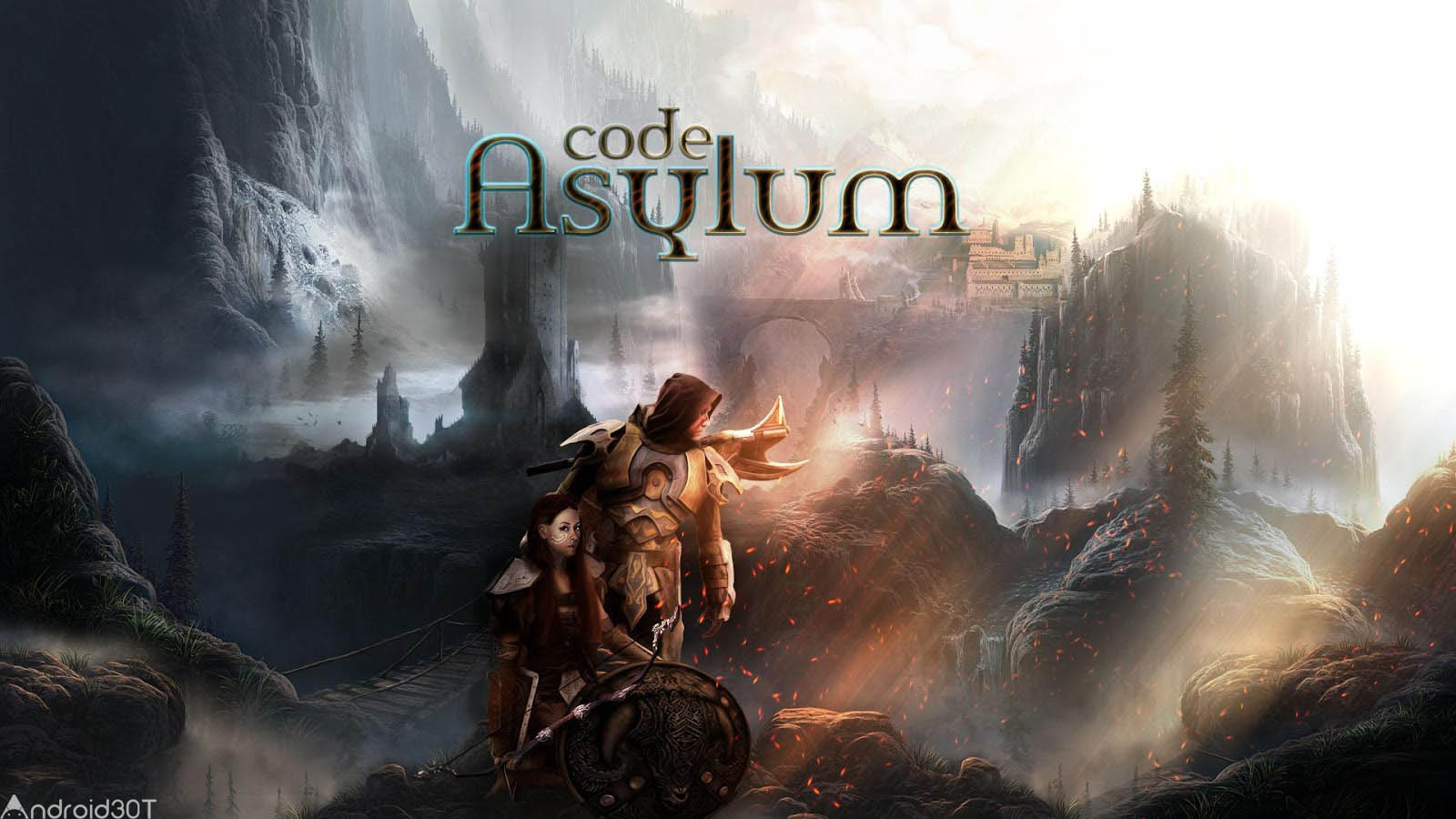 دانلود Code Asylum 3.9  – بازی اکشن کد پناهندگی اندروید